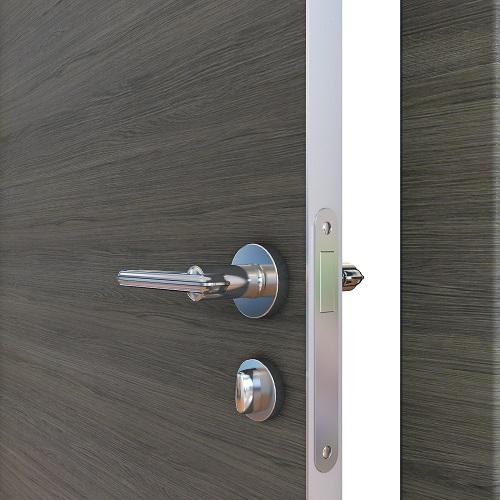 Межкомнатные двери с алюминиевой кромкой. Отзывы.